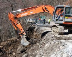 Porretta: partiti i lavori sulla provinciale 632