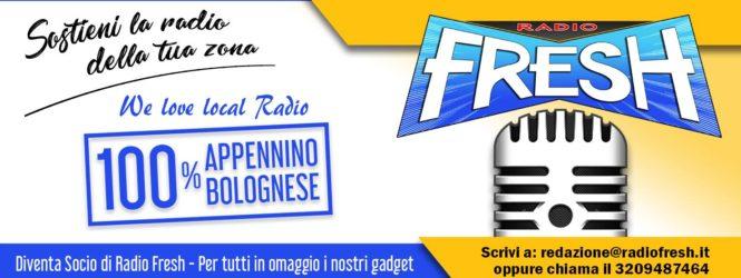 Diventa Socio di Radio Fresh