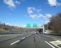 A1 – Chiusura tratto autostradale