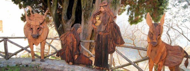 Borgo la Scola: Un presepe da esplorare