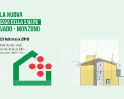Vado: Presentazione della nuova Casa della Salute