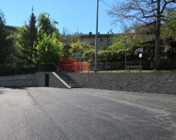 San Benedetto Val di Sambro: Completati i lavori del parcheggio in via Castagnoli